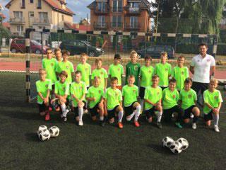Grupa trenera Klimkowskiego